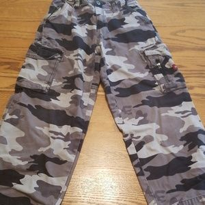 BOYS, SIZE 8, CHILDREN'S PLACE CAMOS